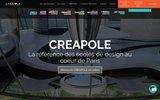 CREAPOLE - Ecole supérieure d'arts appliqués de création management Paris