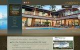 Villas Crystal - Trois villas en location à Koh Samui en Thaïlande