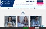 Faculté des métiers de l'Essonne - 91 : Evry, Bondoufle, Massy