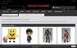 France-Figurines : Figurines, produits derives de cinema manga comics serie tv jeux video