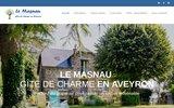Gite en Aveyron - Le Masnau - 3 épis Gîte de France