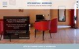 Le Gîte Rand'Eau Pour Tous invite au repos et à la détente - Titre page accueil