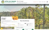 Site officiel des gîtes de france de la Loire