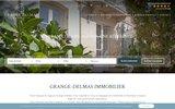 Agence immobilière Grange-Delmas