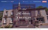Hôtel Edelweiss : bon séjour dans la ville de Briançon