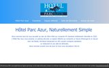 Bienvenue sur le site de l'hotel Parc Azur à TOULON / OLLIOULES - Hotel Parc Azur