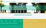 Hotel Saint Pée sur Nivelle : réserver chambre d'hotel à St Pée sur Nivelle