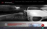 Convoyage dépannage de voiture luxe et sport Ile de France