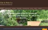 Gîte et chambre d'hôtes à Petit Corent en Revermont, Rivière d'Ain, Jura