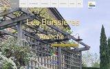 Gite Les Buissières à Vesseaux près d Aubenas: location de vacances près des Gorges de l'Ardèche et dans le Parc Naturel Régional