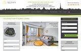 Appartements en location courte durée à Paris