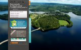 Parcs naturels Massif central, séjour vacances nature, randonnées vtt, gites, location chambres d'hôtes