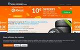 Pneu-Compare.com: Comparateur de prix de pneus