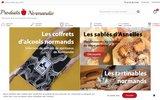Vente de Calvados, fromages et produits du terroir normand - Produits Normandie