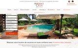Location maison de Vacances Provence, Côte d'Azur, Var, Gard, Luberon, Vaucluse, ... avec Provence Villas Sélection