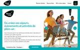 Reves de Mer : classe de mer en Bretagne, h�bergement de groupe, activit�s bord de mer