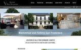 Salons San Francisco : Salle de mariage et séminaire à Nantes