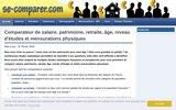 Comparaison des revenus et patrimoines de la population française