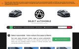 Select Automobile • Votre voiture d'occasion à Reims