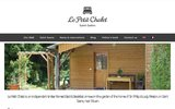 Le Petit Chalet : Bed & Breakfast in Saint Saens, Normandy