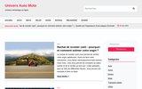 Auto & moto - Univers de la mécanique en ligne