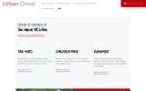 Urban Driver, service de moto taxi à Paris