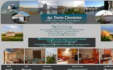 location vacances yourte insolite chambre d'hote charente maritime