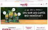 fabrication et Vente de  cafés, thés et infusions