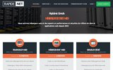 screenshot http://Clicweb.ca hébergement web québec canada