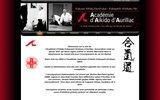 screenshot http://aada.chez-alice.fr/ academie d'aikido d'aurillac aada