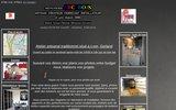 screenshot http://abcbois.free.fr abcbois menuisier ebeniste depuis 20 ans a lyon 69007