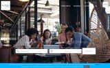 screenshot http://alphea-conseil.fr cabinet de recrutement alphéa conseil