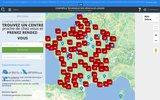 screenshot http://autovision.rdv-online.fr prise de rendez-vous de contrôle technique automobile