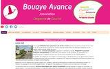 screenshot http://bouaye-avance.fr Bouaye Avance