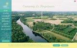 screenshot http://campingleperpetuum.com camping le perpetuum