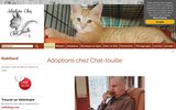 screenshot http://caroledubreuil.com conception web carole dubreuil est une agence spécialisée dans la création de site internet, le positionnement, hébergement de site internet