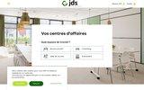 screenshot http://centresdaffaires.net/ réseau entreprises lyon vienne