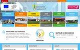 screenshot http://chi-hautecomte.fr/ pontarlier