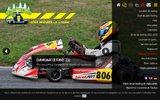 screenshot http://circuitdelenclos.com karting