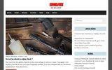 screenshot http://commando-airsoft.fr/ Achat d'airsoft en ligne