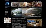 screenshot http://csi-immo.fr création style intérieur