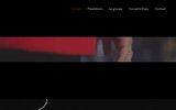 screenshot http://elypsmusic.fr Le site de l'orchestre ELYPS