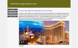 screenshot http://etirements-yoga-aveyron.com josiane andrieu