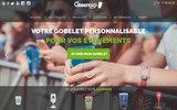screenshot http://gobeletsgreencup.fr Gobelets réutilisables