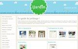 screenshot http://ijardin.fr jardin