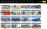 screenshot http://lecoindupro.com trouvez et vendez votre matériel professionnel