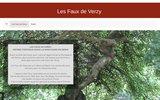 screenshot http://letrilogis.free.fr le trilogis, chambre d'hôtes près de reims