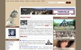screenshot http://melao.free.fr/ yainville