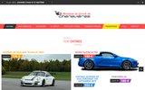 screenshot http://myboutique.circuit-chenevieres.fr/ stages de pilotage et perfectionnement conduite