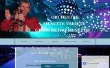 screenshot http://orchestre-gilou-retro-musette.wifeo.com orchestre musette variete gilou retro musette